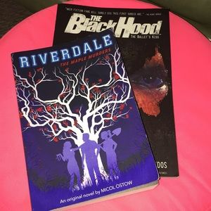 2 Riverdale books